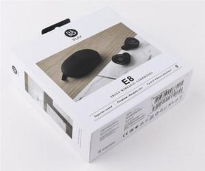 E8 2.0 TWS Беспроводные Bluetooth Наушники Earbuds наушники с зарядным устройством Case Twns Mini Bluetooth Earbud B2O наушники