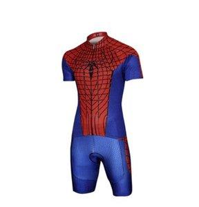 남성용 산악 자전거 의류 여름용 반소매 자전거 저지 MTB 자전거 의류 Skinsuit Maillot Retro Uniform Wear shirt