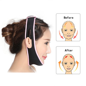 Minceur visage Strap Face levage Bandage -V Ligne de levage Chin perte de poids pour les femmes Sangle Elimine Affaissement Fermeté Relevage de la peau