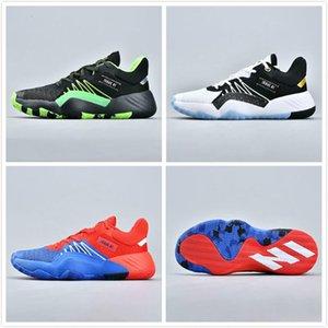 Marvel Universe Человек-паук D.O.N. Выпуск Мода Спортивная обувь Красный Синий Venom Черный Белый Зеленый Дизайнерская обувь Прохладный Tranier кроссовки