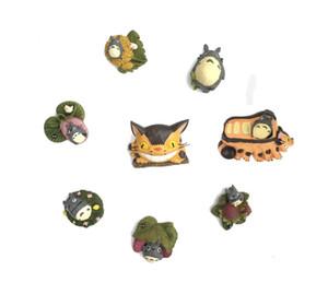 Fridge Magnet Resin Tape Magnetic Sticker Cute Genuine Korea Miyazaki Totoro Creative Whiteboard Refrigerator Sticker