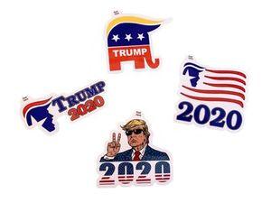 2020 Donald Trump sticker car sticker decoration bumper stickers locomotive window door fridge support vote for trump