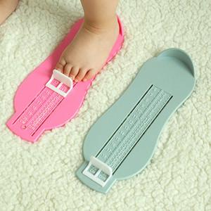 Baby Kind Fuß Messen Requisiten Infant Feet Measure Gauge Kinder Schuhe Größe Messlineal Werkzeug Gerät Freies Verschiffen