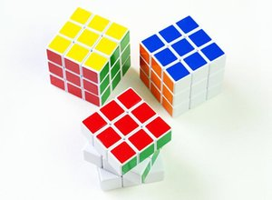 Children's educational toys smooth and changeable third-order intellectual development decompression Rubik's Cube