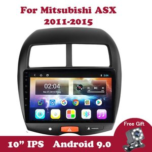"""Android 9.0 For Mitsubishi ASX 4008 2011 2012-2020 10.1"""" IPS Car Radio DVD Multimedia Stereo Player GPS Wifi car dvd"""