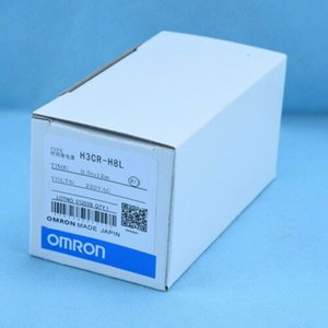 1PC Omron Temporizador H3CR-H8L 200-240VAC Poder OFF Delay New In Box