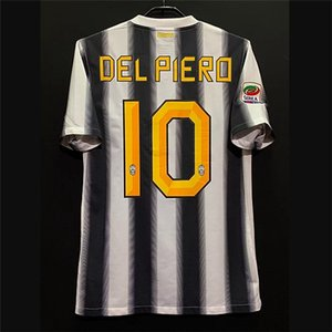 Kits clásicos retro camisetas de fútbol Zidane Del Piero Vialli Trezeguet Vieri Inzaghi Salas Nedved Pirlo Boksic vendimia camisas