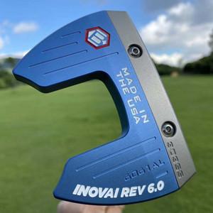2020 Bettinardi INOVAI REV 6.0 putter conductor del golf club de hierro en madera de cuña CNC putter