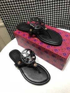 2020 TT Оптовая продажа женские дизайнерские сандалии повседневные шлепанцы многоцветный размер 35-43 роскошные девушки слайды Бесплатная доставка Женские сандалии TK B104936W