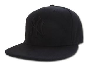 2019 yaz tarzı NY mektup Beyzbol kapaklar spor hiphop gorras kemikleri Erkek Kadın Ayarlanabilir Monte Şapkalar