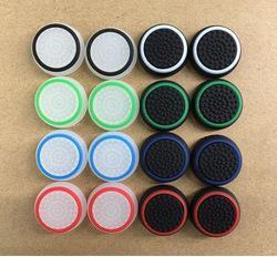 PS4 кнопка крышка xbox один световой ключ крышка универсальный 3D нескользящей rocker keycap восемь цветов