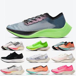 Nike Air ZoomX Vaporfly Stock x Valerian Mavi Kadın Erkek Koşu Ayakkabı BETRUE Volt Ekiden Şerit Spor Koşu Koşucular Eğitmenler Sneakers