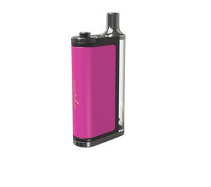 Electric Cigarette Box For Smoker Quit Smoking Alloy Shell Metal E-cigarette very stylish . easy to use