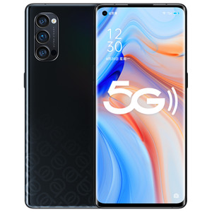 "Original Oppo Reno 4 Pro 5G Mobile Phone 12GB RAM 256GB ROM Snapdragon 765G Octa Núcleo Android 6.5"" Celular 48MP NFC face ID Fingerprint"