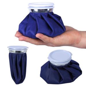 11 pulgadas Gran Personalización Primeros auxilios Cuidado de la salud Frío Terapia Bolsa de hielo Lesión deportiva Bolsa de hielo para lesiones médicas Bolsa de hielo de enfriamiento médico BH0651-2 TQQ