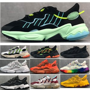 Adidas Ozweego adiPRENE Style Scarpe Uomo Donne Sport Buffer scarpe da tennis formato caldo di vendita 36-45 Esecuzione
