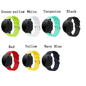 Garmin Forerunner Silicone Watchband With A Flexible Bracelet On The Watch Is 220 230 235 620 63 Yoga Circles