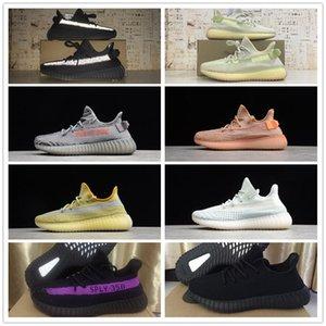 2020 kanye west sply with boxyezzyyezzys350 v2 zebra white yecheil Earth menyezzy shoes mens women stock x sneakers