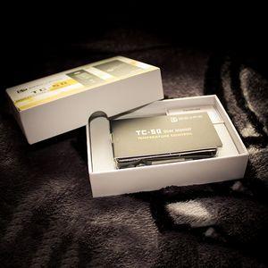 Mod Box 100% originale Dovpo TC-50 Mod Variable TC50 7-50w Mods VS zelos sigelei 50w vapori vapore mini subox nano mag baby ECT Traveller
