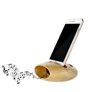 Madeira de faia stand titular do telefone para o iPhone 7 XR 11 Telefone Pro Suporte móvel Suporte Universal suporte de madeira Para Galaxy S20 Plus Ultra 5G S 20