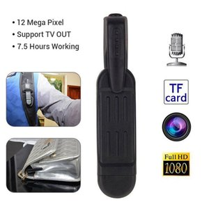 Mini-Kamera T189 Mini-DV-Kamera-Camcorder HD 1080P 720P Micro-Pen-Sprachvideorecorder Digital-Cam-DVR-Unterstützung