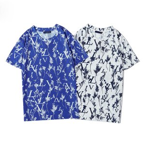 2020 Men Stylist T Shirt Men Women High Quality Full body print Print Casual Short Sleeve Fashion Mens Stylist Tees designer shirts
