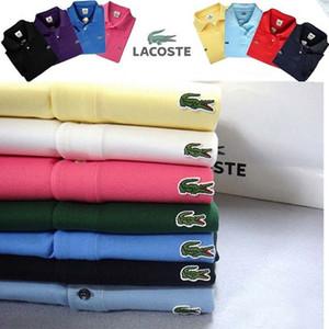 New 2020 Marke T-Shirts der Männer für Männer Shirts Vintage-Sport-Trikots Golf Tennis Pullunder lässige T-Shirt Hemden der Männer 11
