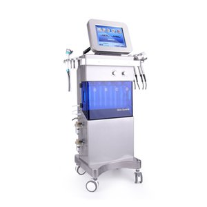Best Selling 9in 1Water Facial Spa Oxygen Peel Skin Care Dermabrasion Machine