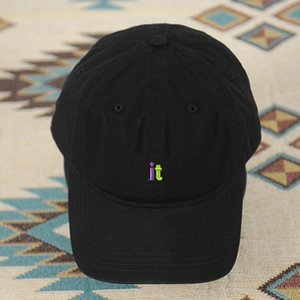 20SS KT Color Letter Logo Embroidery Peaked Cap Hat High Street Travel Men Women Sunhat Fishing Casual Sun Hats Outdoor Sports HFYMMZ027