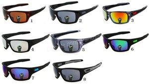 100٪ جديد ميكس النظارات الشمسية الرجل الصيف الرياضة النظارات الشمسية نظارات نظارات الألوان. Googel Turbine في الهواء الطلق مجانا دراجات مجانية XFQFL