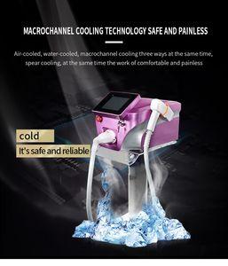 Preço de fábrica 755nm 808nm 1064nm Diode Laser Hair Removal Machine 3 Wavelength Skin Care Cabelo Rosto Corpo Removal Laser Máquinas para salões de beleza