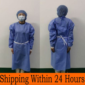 Disposable Waterproof Oil-Resistant Protective Coverall Clothing for Spary Painting Decorating Clothes Overall Suits Free Shipping FY4002