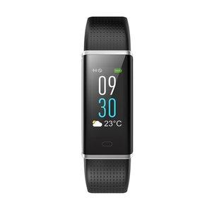 ID130C Heart Rate Monitor Smart Bracelet Fitness Tracker Smart Watch GPS Waterproof Smart Wristwatch For IOS iPhone Android Watch PK DZ09
