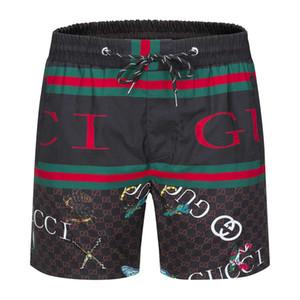 Дорогих 2020 Оптовая Летняя мода шорты New Designer бордшортов Quick Dry Купальный костюм печатной платы Пляж штаны Мужчины Мужские шорты бассейн
