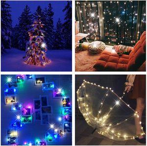Christmas Decoration Light Solar Energy 10m 20m Leds Curtain String Fairy Light 100 200 Bulb Xmas Christmas Wedding Home Garden Party Decora