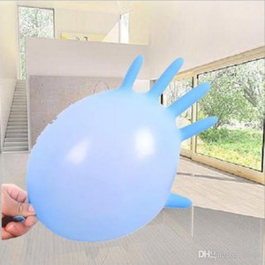 Protective Disposable Gloves Protective Nitrile Gloves Universal Household Cleaning Home Cleaning Rubber Latex Colorful