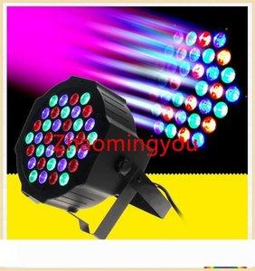 YON DMX LED Par 36w RGB LED Bühne Par Licht Wash Dimming Strobe-Lichteffekt Licht für Disco DJ Party anzeigen