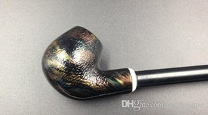 Wholesale Classic Pipe 40cm Tobacco Pipes Filter Pipe Smoking Pipe for Sale