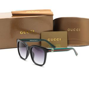 Nova marca óculos de sol unisex de luxo óculos de sol mulheres 3660 marca designer de óculos de sol homens óculos de sol do vintage com caixa ou sem caixa