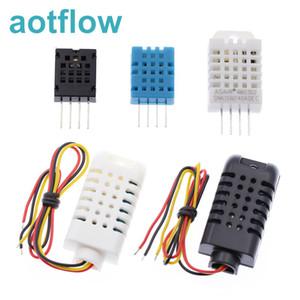 Temperatura digital e sensor de umidade DHT11 DHT22 AM2302B AM2301 AM2320 temperatura e umidade sensor para Arduino