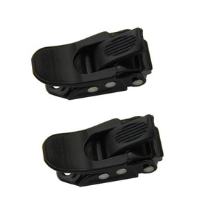 Snowboard Strap-In Binding Parts Straps Ratchet Hardware Buckle with Metal Base 24mm Width