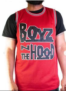 Мужчины женщины дети YOUNTH custom XXS-6XL movie red 42 new Boyz N the Hood баскетбольная Майка