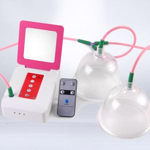 기계 진공 흡입 컵 치료 기계 유방 확대 리프팅 최상의 결과를 진공 치료 슬리밍 지방 제거 엉덩이