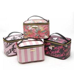 Rosa sugao maquiagem rosa saco de embreagem bolsa grande capacidade de maquiagem saco de cosméticos sacos para organizador de armazenamento de viagem e saco de higiene