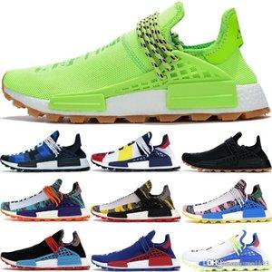 BBC Know soul human race Hu trail x pharrell williams men shoes Solar Pack infinite species mens trainers women sports sneaker