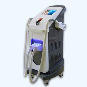 multifunctional beauty machine nd yag laser ipl permanent hair removal ipl rf nd yag laser hair removal machine