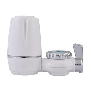 Kitchen Faucet Tap Water Filter Household Water Purifier Washable Ceramic Filter Mini Purifier