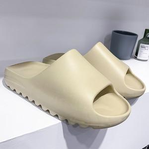2020 Verão Lazer chinelo de praia sapatos macios EVA Grosso Sole Sandálias Mens mulheres de Verão ao ar livre praia Sandálias Sapatos