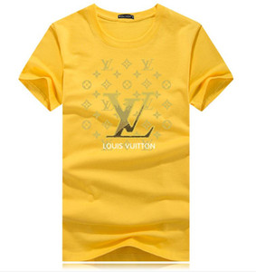 Tişört koşu Lüks orijinal tasarımcı tişört erkek eğlenceli baskı marka tişört avangard oğlan hip hop gömlek tişört açık yürüyüş spor