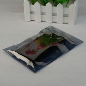 Anti-Static Bag Zipper blocco Electron componenti Imballaggio sacchetti di schermatura elettromagnetica pacchetto antistatico pacchetto elettronico Accessori Confezione